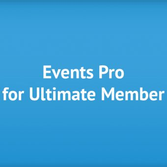 Events Pro for UltimateMember