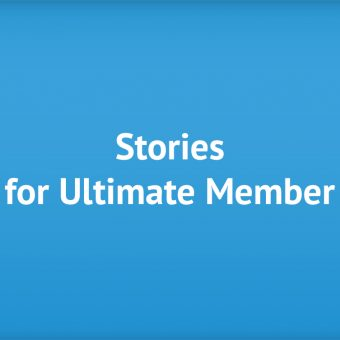 Stories for Ultimate Member