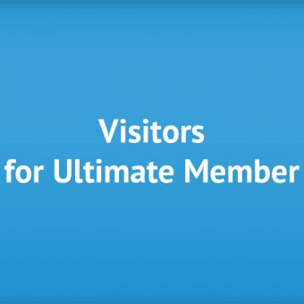 Visitors for Ultimate Members